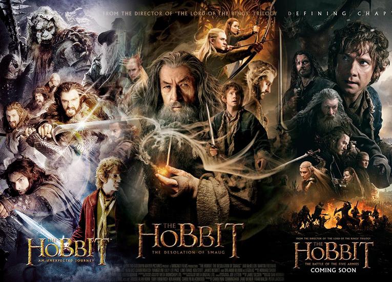 saga El Hobbit
