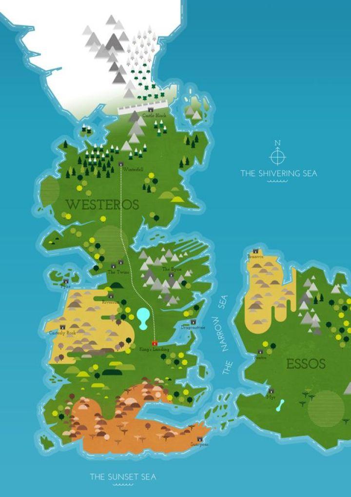 ゲーム地理