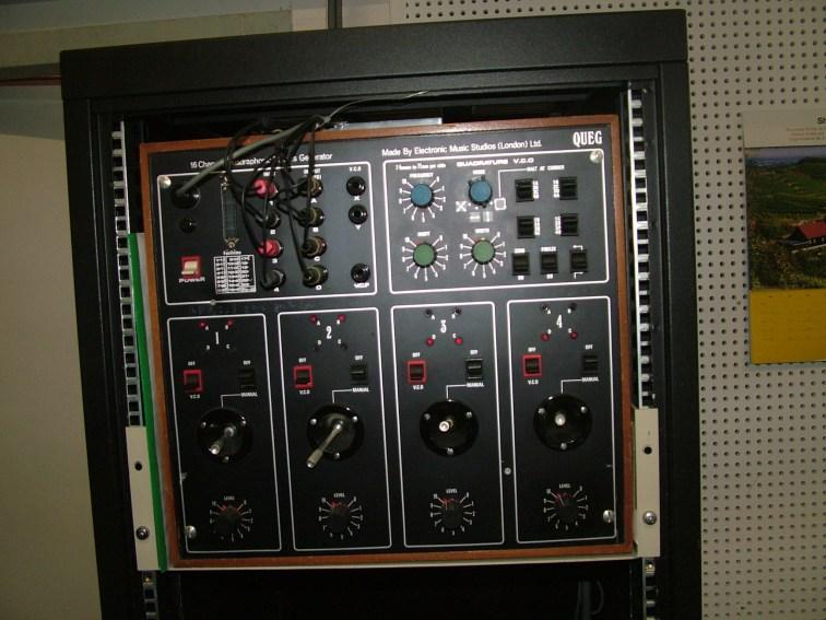 WDR Studio für Elektronische Musik