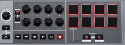 Impulse-Drum-Pads