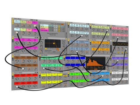 Dope Matrix - Virtual Modular Synth for Ableton Live 9 - YouTube