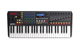 MPK2 Series with Sequencer