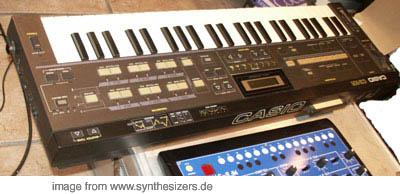 Casio CZ Synth