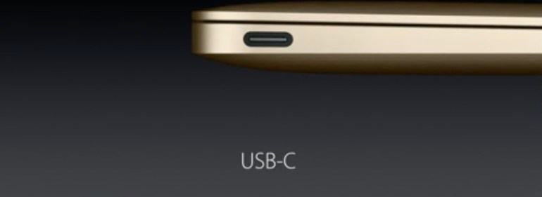 just one usb c for all