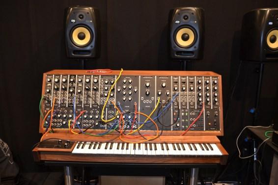 moog modular 35