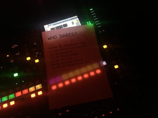 Who Dares3619