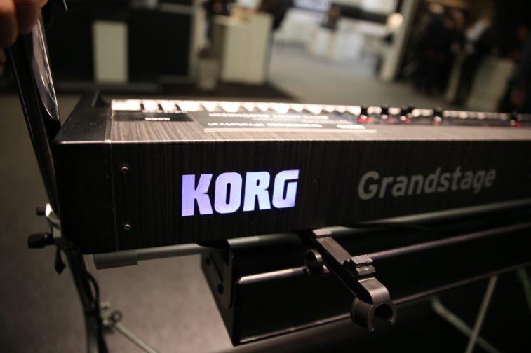 Musikmesse2017 Piano Pulse Korg