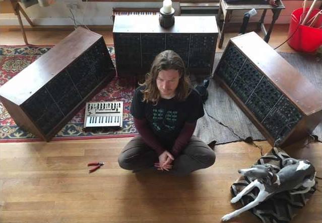 Aphex Twin 3x Korg PS + Monologue