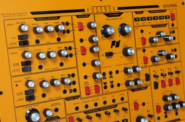 Analogue Solutions Fusebox Synthesizer Leak