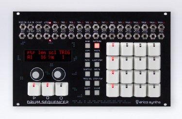 Erica Synths Sequencer