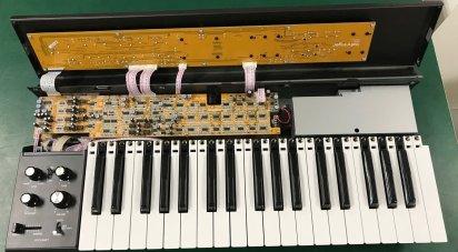 Behringer VP330 Vocoder Clone