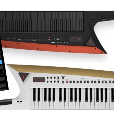 Roland ax edge synth Keytar