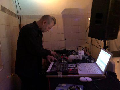 elecrtronic noise live reinraum 767