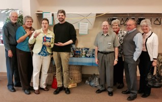 Tuna Drive by Trinity United Methodist of Sequim