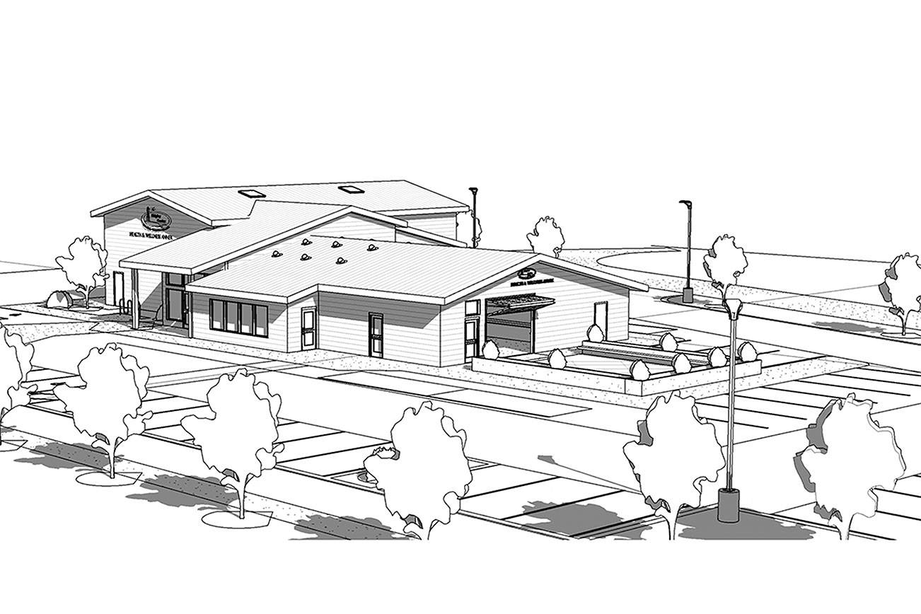 Shipley Center annex gains support with design, donation