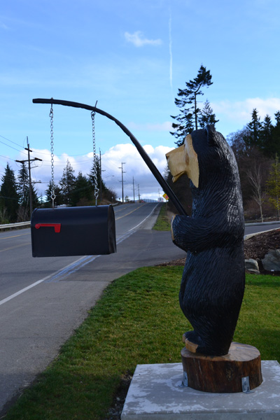 fishing for mail sequim