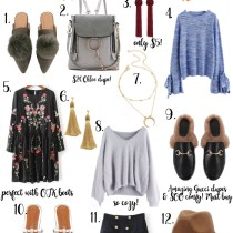 12 fall pieces