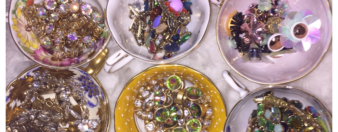 Organize your jewelry in the prettiest way possible