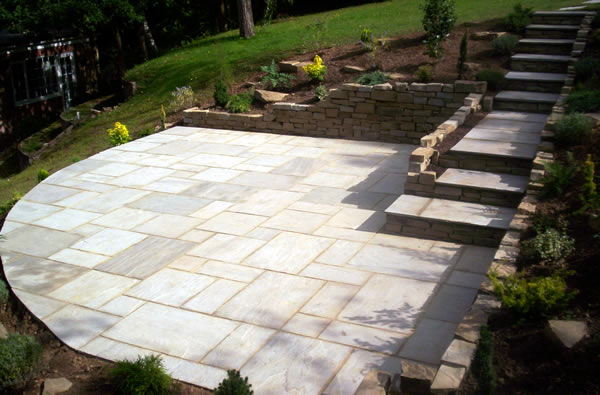 hard landscaping services in surrey