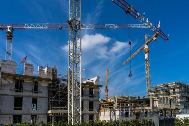 logements construction