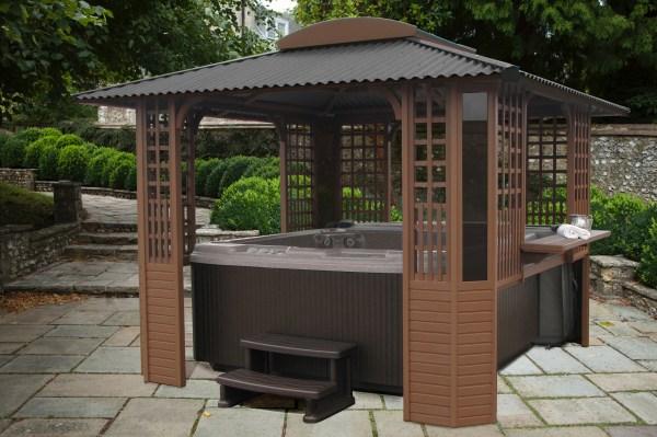Spa Enclosures Gazebos Hot Tubs