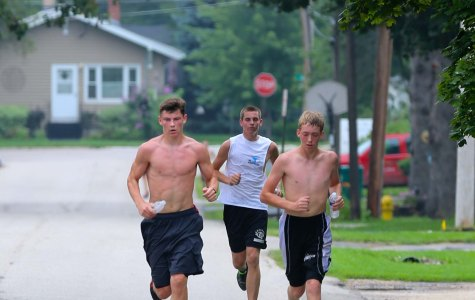 Cross Country Striving for More