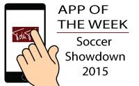 APP OF THE WEEK: Soccer Showdown 2015