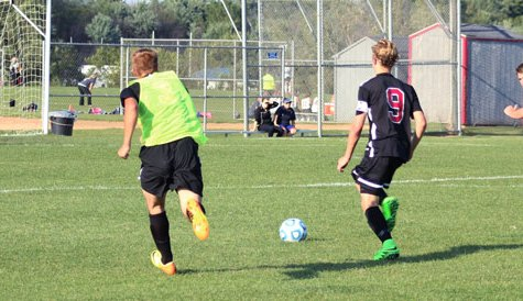 Soccer Faces Tough Loss to Crystal Lake Central