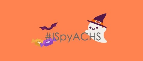 Clues and Rules for #ISpyACHS 2015