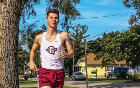 Cross Country Looks Back to Move Forward