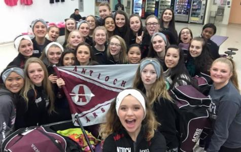 Dancing Sequoits Take on State