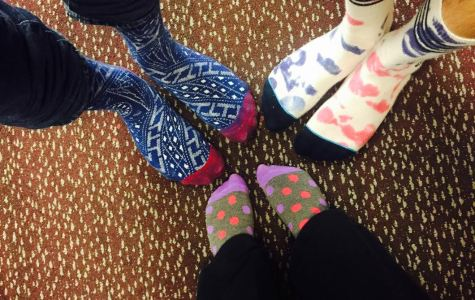 Socks, Glorious Socks