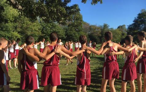 Girls Cross Country Falls Short in their Second Conference Meet
