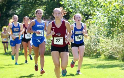 Cross Country Finishes With A Bang