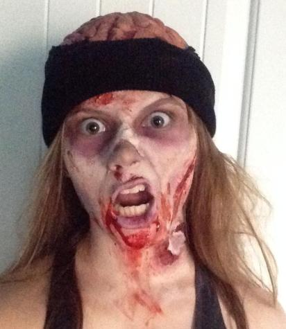 Zombie Makeup Looks to Make People Scream This Halloween