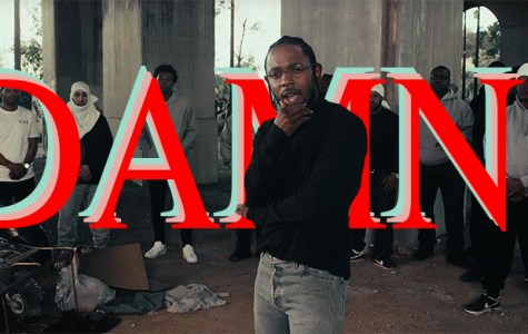 "Behind the Cover of Kendrick Lamar's New Album ""DAMN."""