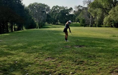 Antioch Girls Golf Misses Par