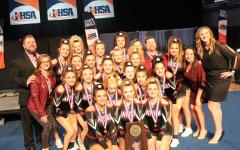 Cheer Takes Third at State