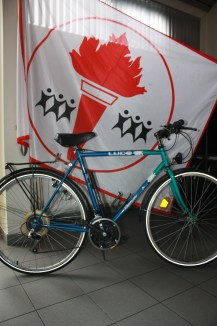 Photo Vélo tombola 2014