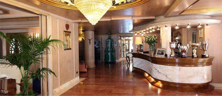 Olympic Hotel Pinzolo Hotel Palace  Hotel Royal