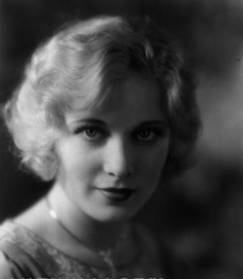 Esther Ralston, at the height of her fame in the 1920s, she was known as The American Venus.