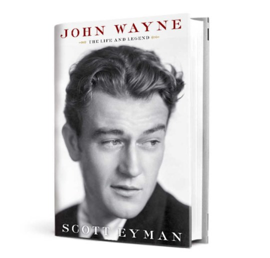 """John Wayne: The Life and Legend"" by Scott Eyman. Highly recommended."