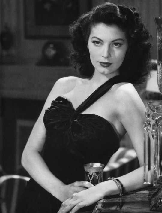 """Ava Gardner on her glamorous image: """"That ain't me. I grew up one step up from a dirt farmer. I ironed, I picked cotton, I had one clean dress, and nobody paid one bit of attention to me."""""""