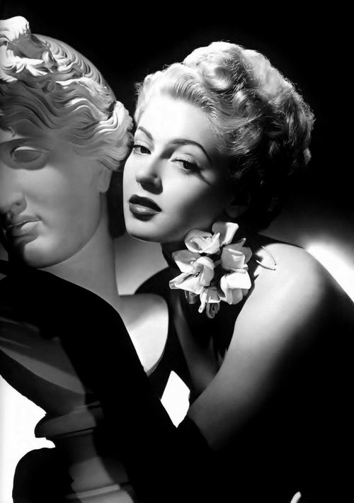 """A successful man is one who makes more money than his wife can spend. A successful woman is one who can find such a man."" —Lana Turner"