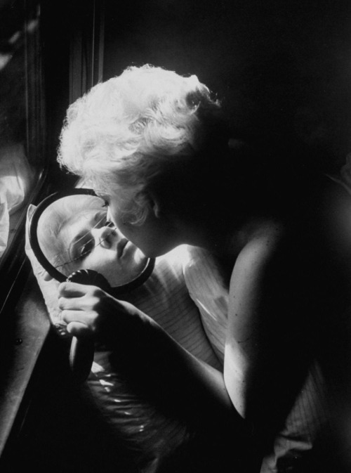 Kim Novak's smoky voice was the key ingredient to her brilliant performance in Vertigo.
