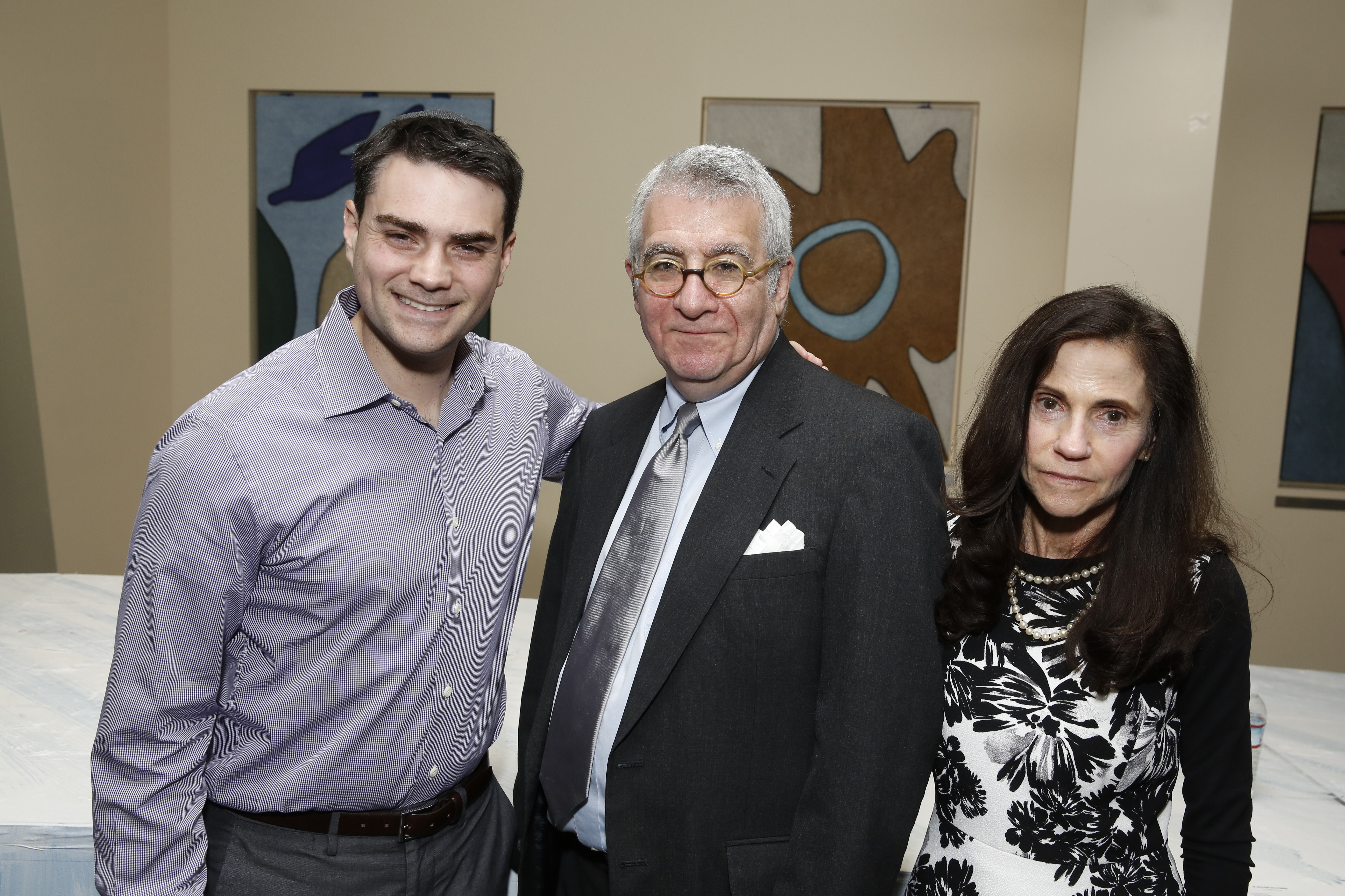 Ben Shapiro Dazzles at Ariel Avrech Memorial Lecture