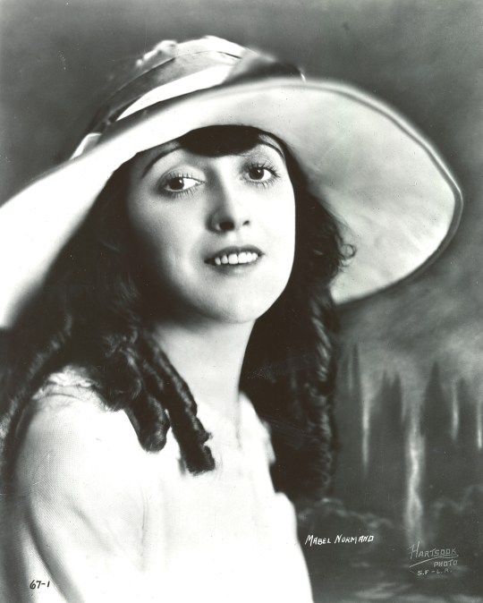 """""""Say anything you like, but don't say I love to work. That sounds like Mary Pickford, the prissy b***h. Just say I like to pinch babies and twist their legs. And get drunk."""" -Mabel Normand (1892 - 1930)"""