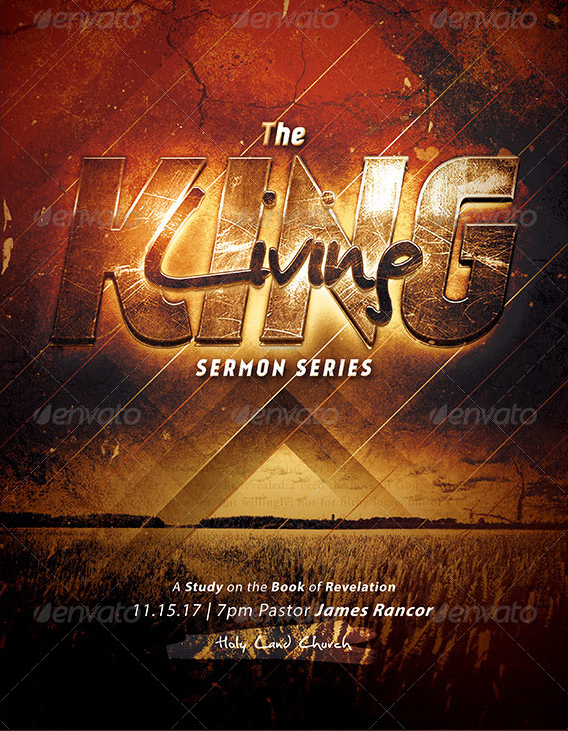The_Living_King_Church_FLYER_Template_PREVIEW