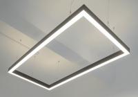 Suspended Linear Lighting   Lighting Ideas