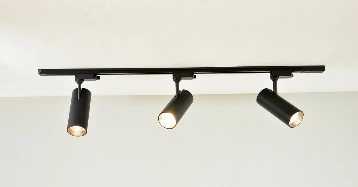 commercial track lighting retail